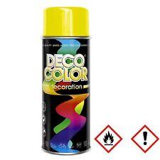 1 x 400ml RAL 1018 Lackspray Sprühlack Lack Farbe gelb Zinkgelb 10010