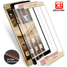 3D Full Cover Curved Tempered Glass Screen Protector Flim For Huawei Cell Phone