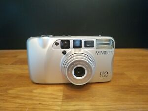 Minolta 110 camera RARE - the same as photographer Ren Hang used