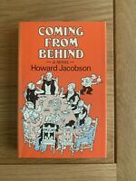 Coming From Behind, Howard Jacobson, Chatto, first edition, 1983