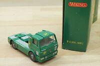 """Wiking B 6 600 000 1 Modellauto Renntruck Mercedes Benz """" BP"""" neu in OVP"""