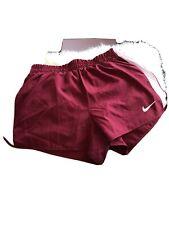 nike dri fit running shorts Maroon Medium