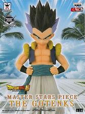 "Banpresto Dragon Ball Z 7.4"" The Gotenks Master Stars Piece Figure NEW"