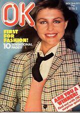 OK Magazine 26 November 1977     Linda Blair     George Benson