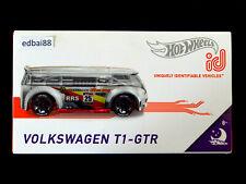 Hot Wheels ID Series 1 Die-cast VOLKSWAGEN T1-gtr Bus Nightburnerz #05 VW