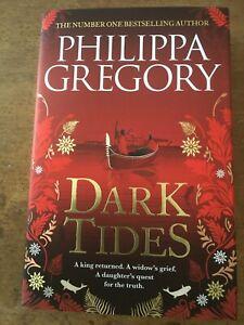 DARK TIDES by Philippa Gregory~  Published 24 November 2020 ~ RRP £20 ~ HARDBACK