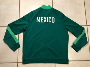 NWOT NIKE Mexico Soccer/Football Jacket Men's XL