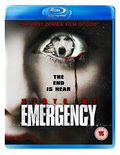 State of Emergency (Blu-ray, 2012)  Brand new and sealed