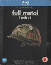 Full Metal Jacket, Blu ray steelbook, out of print, nouveau & OVP