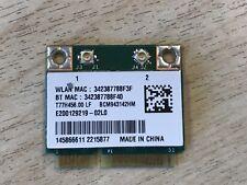 Sony VAIO SVF152 SVF1521P2EB SVF152C29M WIFI Wireless Card 145866611 T77H456.00