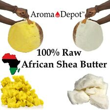 Unrefined African Shea Butter 2 oz - 50 lb Raw 100% Natural Organic Pure Ghana