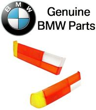 For BMW E24 630CSi M6 Set of Left & Right Taillight Lenses OE Supplier