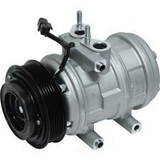 A/C Compressor-XL, VIN: Y, GAS, SOHC, Natural UAC CO 10905C