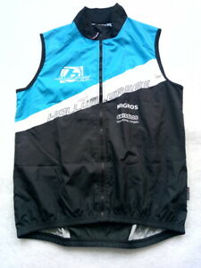 Cycling Vest Gilet size M 52.5cm Cuore Jersey Hallwilersee Swiss Migros