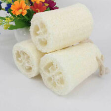 New Natural Loofah Luffa Bath Shower Wash Body Pot Bowl Sponge Scrubber Sp_RZ