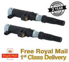 x2 IGNITION COILS FOR RENAULT ESPACE MK3, KANGOO, TRAFIC 1996>ONWARDS 8200380267