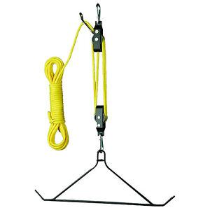 Hunters Specialties 4:1 Ratio Gambrel Lift System 600 lb.