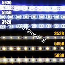 5M smd rgb 5050/3528/5630 60LED/M, 300 светодиодов, холодный/теплый белый светодиодная лента водонепроницаемая