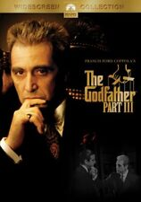 The Godfather Part Iii (Dvd, 2004) Widescreen Free Ship #0520Mv