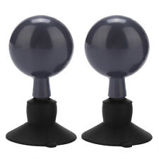 2Pcs Plastic Bubble Air Stones Aeration Pump Suction Cup For Aquarium Fish Tank