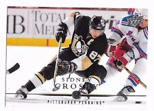 2008-09 Upper Deck Sidney Crosby