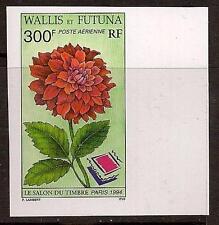 Wallis Futuma Isl 1994 Flower Imperf Sc # C178a Mnh