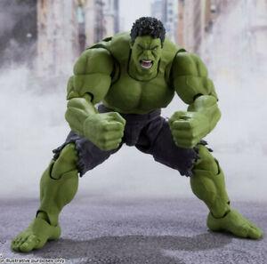 Bandai S.H.Figuarts Hulk AVENGERS : ASSEMBLE EDITION BRAND NEW