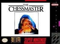 Chessmaster Super Nintendo Game SNES Used