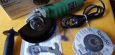 TOLEDO Winkelschleifer TAG-125/950, 125mm Scheibe, 950 Watt, OVP