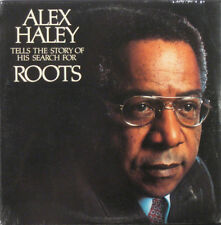 ALEX HALEY – Tells the Story of His Search for ROOTS SEALED 1977 2 LPS
