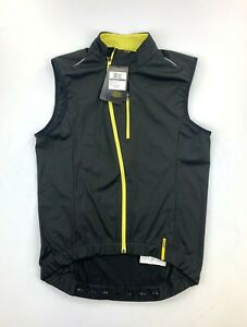 Mavic Ksyrium Pro Vest Men's XL Black New