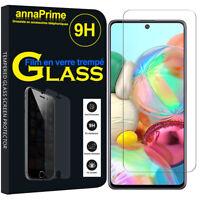 """Vitre Film Verre Trempe Protecteur d'écran pour Samsung Galaxy Note10 Lite 6.7"""""""