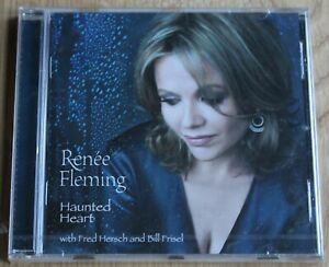 Renee Fleming-Haunted Heart-With Fred Hersch and Bill Frisel (2005)-A New CD+Wps