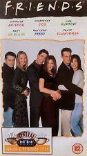 Friends  Series 2 Episodes 17-20  Cert 12   Matt Le Blanc   Jennifer Aniston