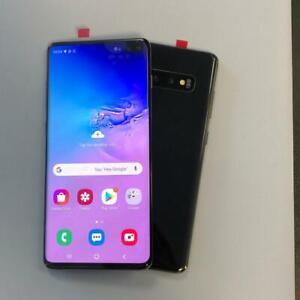 Samsung Galaxy S10 Dual Sim SM-G975F - 128GB - Prism Black (Ohne Simlock)