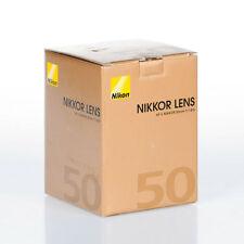 NEW Nikon AF-S Nikkor 50mm f/1.8G Lens for Digital SLR Camera Body