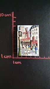 Souvenir Fridge Magnet Paris/France.