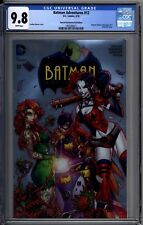 Batman Adventures 12 Special Convention Foil Edition Variant CGC 9.8 Fan Expo