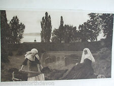 Antique Print 1901 la vallée de repos par Sir John E Millais célèbres peintures art