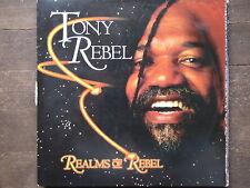 LP - TONY REBEL - REALMS OF REBEL