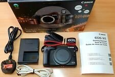 Canon EOS M3 24.2Mp cámara digital sin espejo solo cuerpo #0478