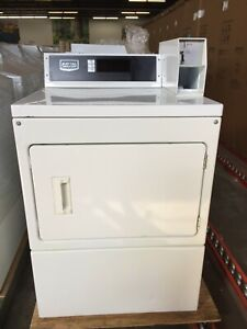MDG18PD Maytag Coin Operated Commercial Gas Dryer, Used