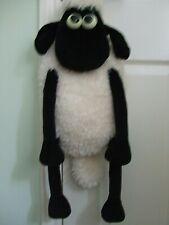 WALLACE & GROMIT - SHAUN THE SHEEP SOFT PLUSH TOY PYJAMA CASE by AARDMAN
