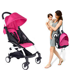 Carrozzina Buggy Jogger Sport Passeggino Con 4 Ruote Foldable Baby Stroller DEU