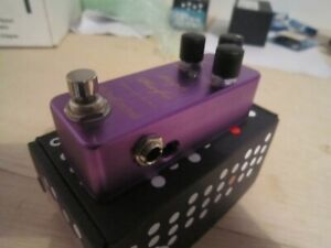 One Control Purple Plexifier A.I.A.B. Plexi style Overdrive/Distortion Pedal