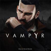 Olivier Deriviere Vampyr / O.S.T. ltd Red Vinyl 2 LP +g/f NEW sealed