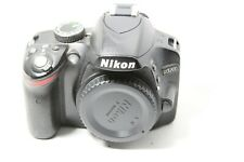 nikon D3200 camera, Body  Charger/Battery- No Lens.
