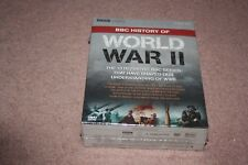 BBC History of World War II (DVD, 2009, 12-Disc Set) *Brand New Sealed*