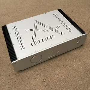 Leema Acoustics Hydra Power Amplifier - Silver - Pre Owned - Boxed