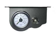 AirRide Suspension Pneumatic AirGauge Panel 150psi manual valve